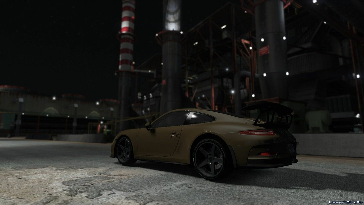 Porsche 911 Carrera S [Add-On / Replace] 1.1.5 для GTA 5 - скриншот #6