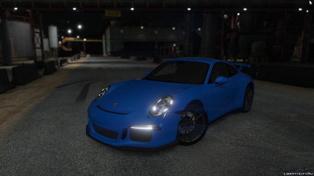 Porsche 911 Carrera S [Add-On / Replace] 1.1.5 для GTA 5 - скриншот #9