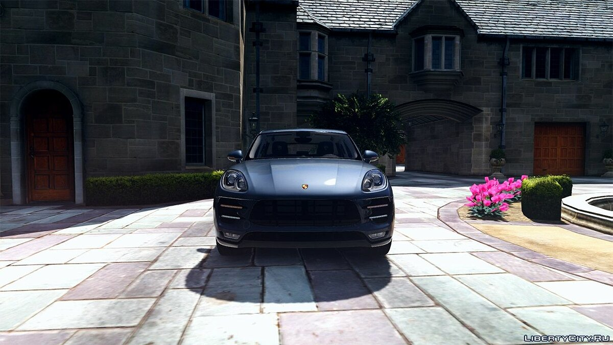 2016 Porsche Macan Turbo 1.0 для GTA 5