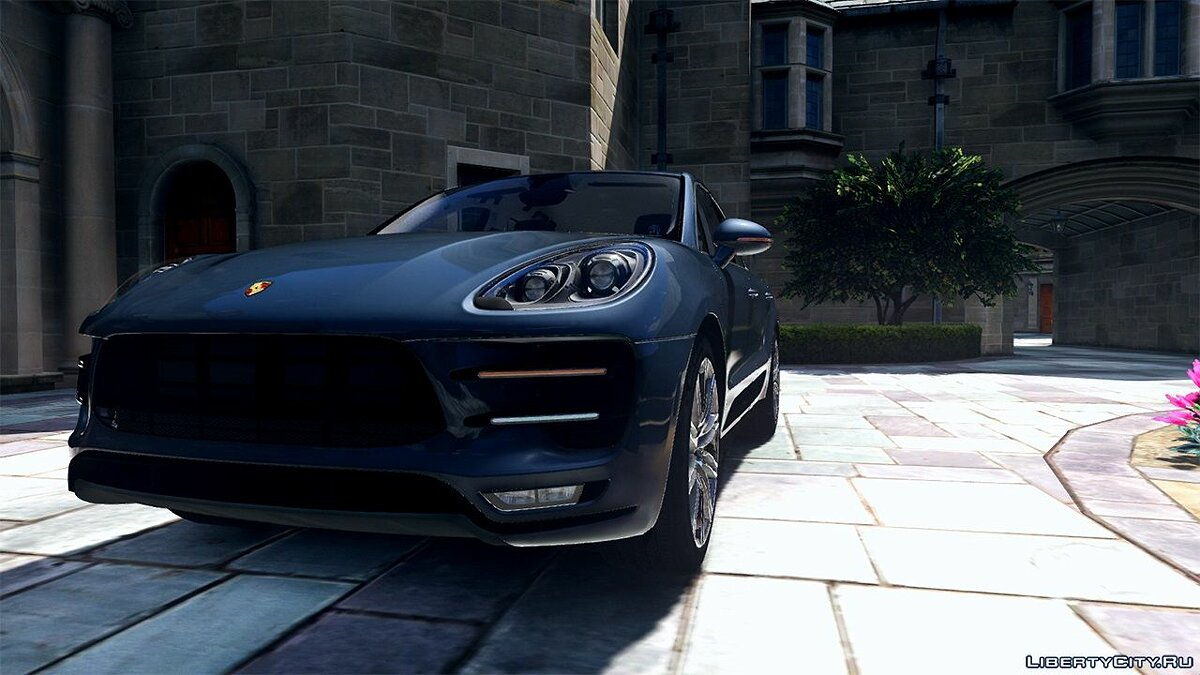 2016 Porsche Macan Turbo 1.0 для GTA 5 - скриншот #5