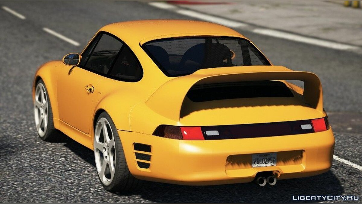 Машина Porsche RUF CTR2 1995 [Add-On / Replace] 1.0 для GTA 5