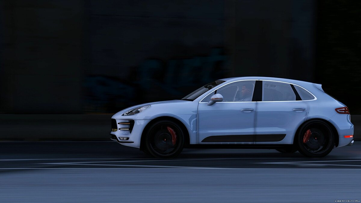 2016 Porsche Macan Turbo [Add-On / Replace] 1.2 для GTA 5 - скриншот #2
