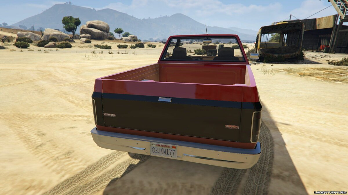 Declasse Rancher Pickup [Add-On / Replace] 1.0 для GTA 5 - скриншот #2