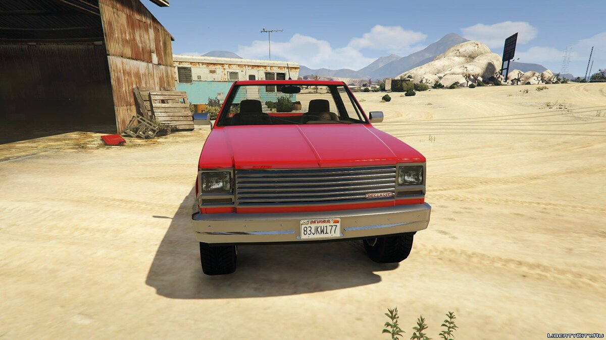 Declasse Rancher Pickup [Add-On / Replace] 1.0 для GTA 5 - скриншот #3