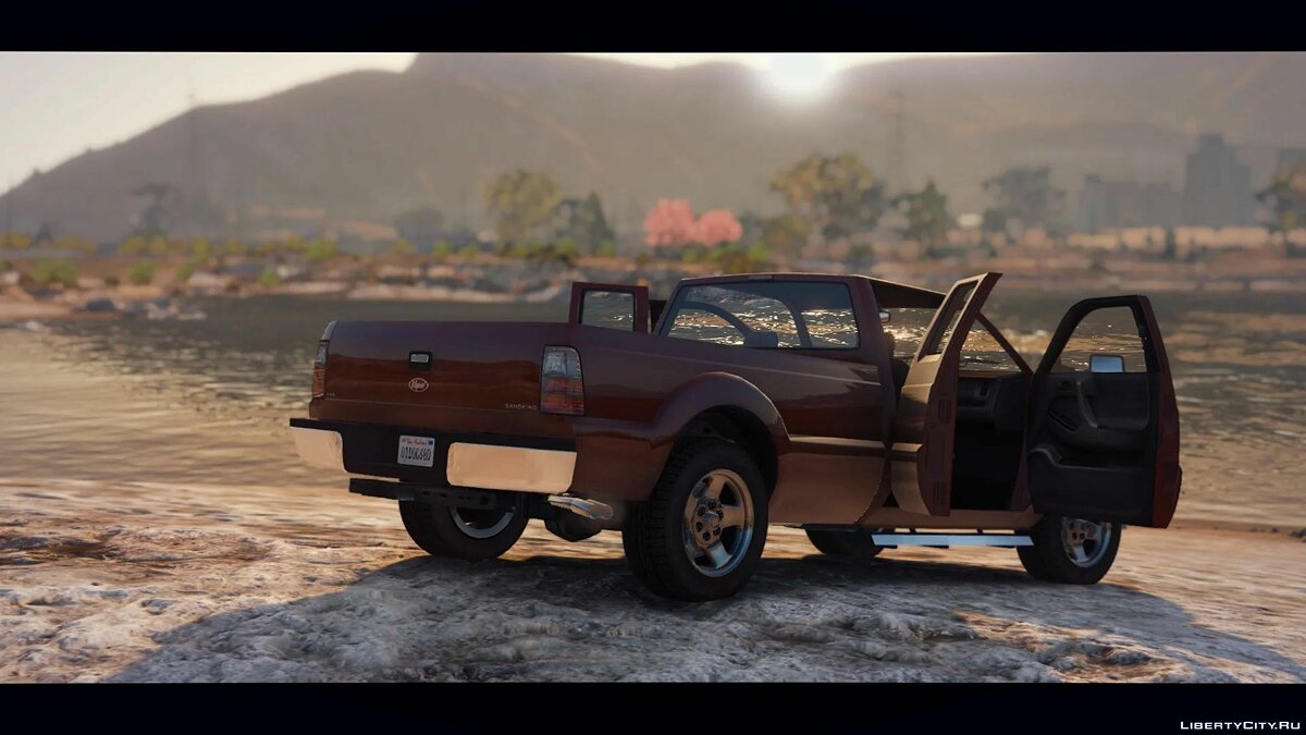 Машина Vapid Sandking SWB [Add-On] 1.0 для GTA 5