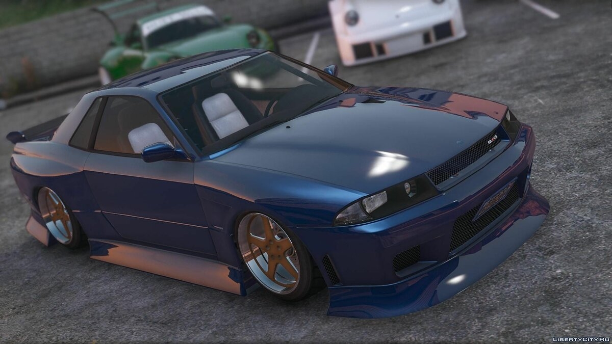 Elegy RZ Custom [Add-On / Replace] 1.0 для GTA 5