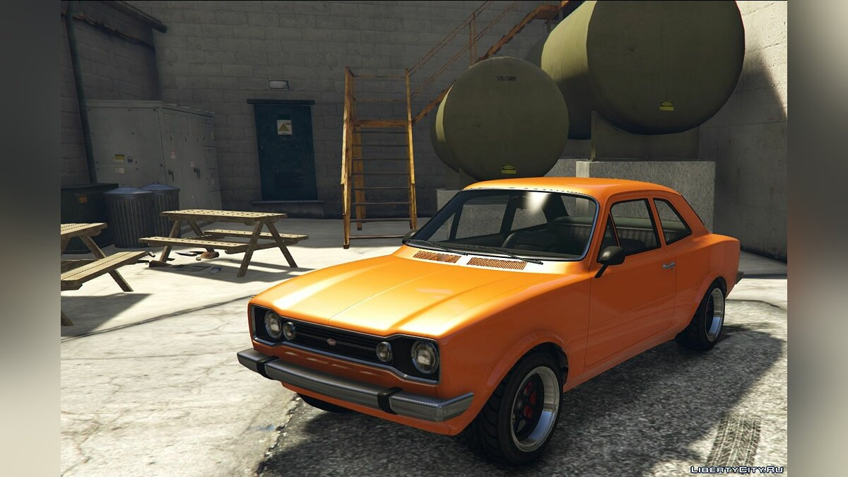Машина Civilian Vapid Retinue [Replace] 1.1 для GTA 5
