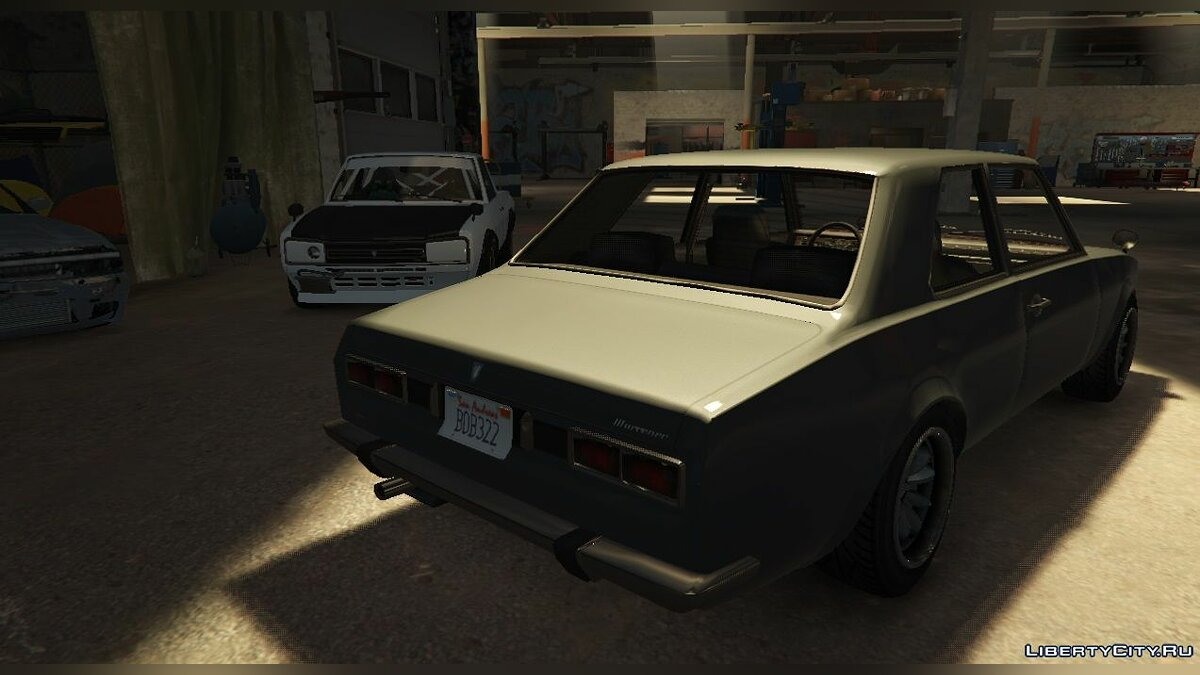 Машина Warrener Coupe [Add-On / Replace | Tuning] 1.3 для GTA 5