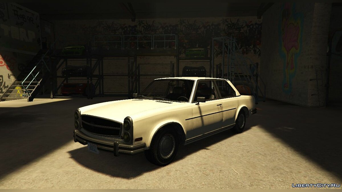 ��ашина Benefactor Glendale Coupe [Add-On / Replace | Tuning] 1.1 для GTA 5