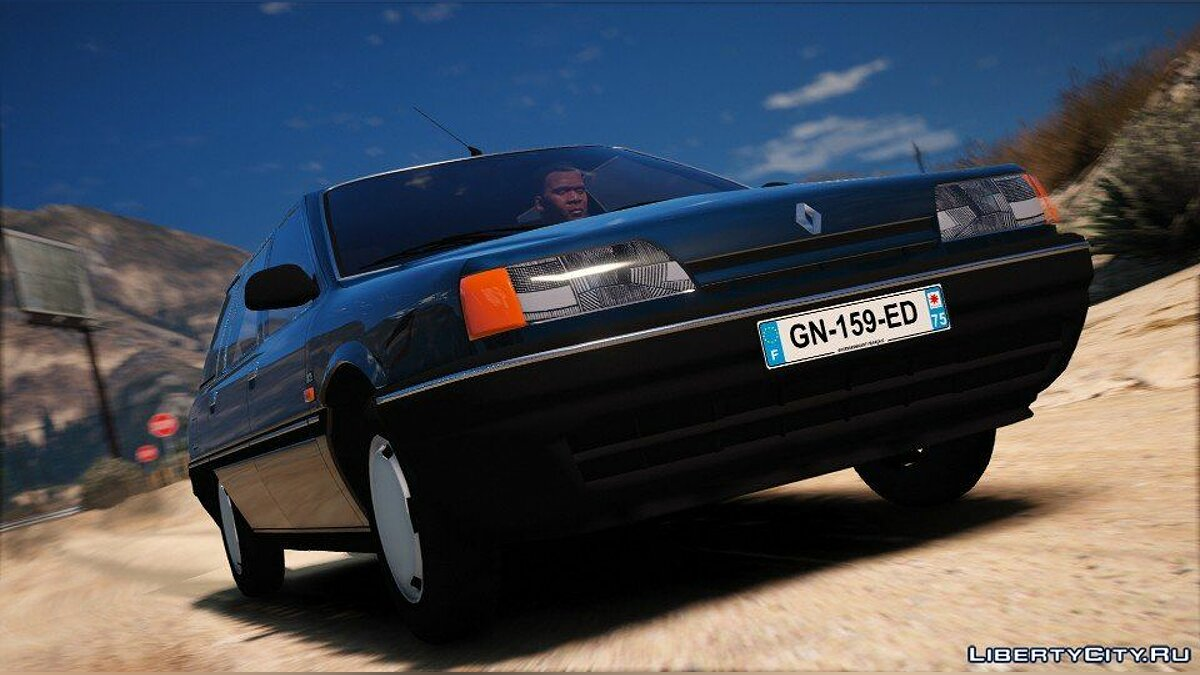 Машина Renault Renault 21 Nevada (Add-on/Replace) 1.0 для GTA 5
