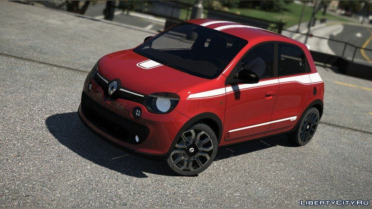 Машина Renault Renault Twingo GT 2017 [Add-On] 1.0 для GTA 5