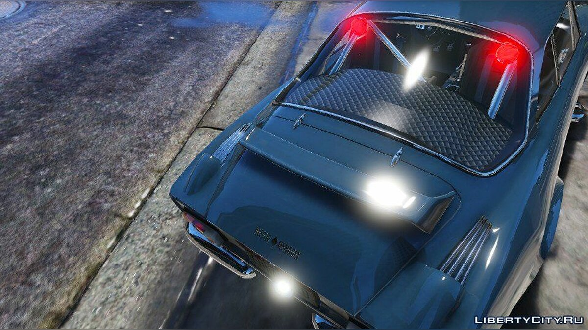 Renault Alpine A110 1600 S 1970 [Add-On/Replace - Tuning - Template] 1.0 для GTA 5 - скриншот #2