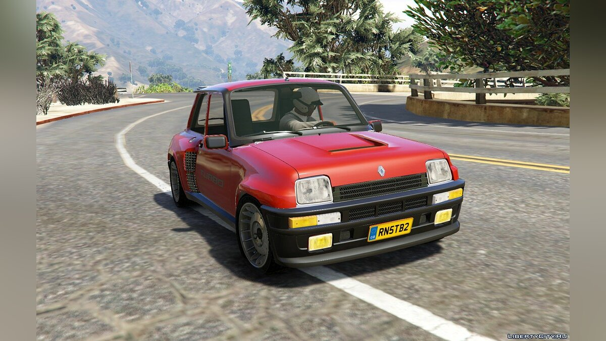 Renault 5 Turbo & Rally (2in1) [Add-On | Tuning | Livery] 1.2 для GTA 5 - скриншот #3