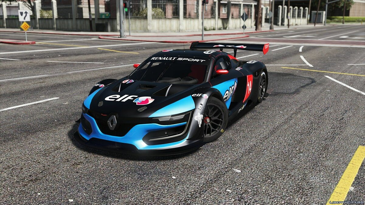 Renault Sport RS [Add-On / Replace | Multi-Livery | Template] 4.0 для GTA 5
