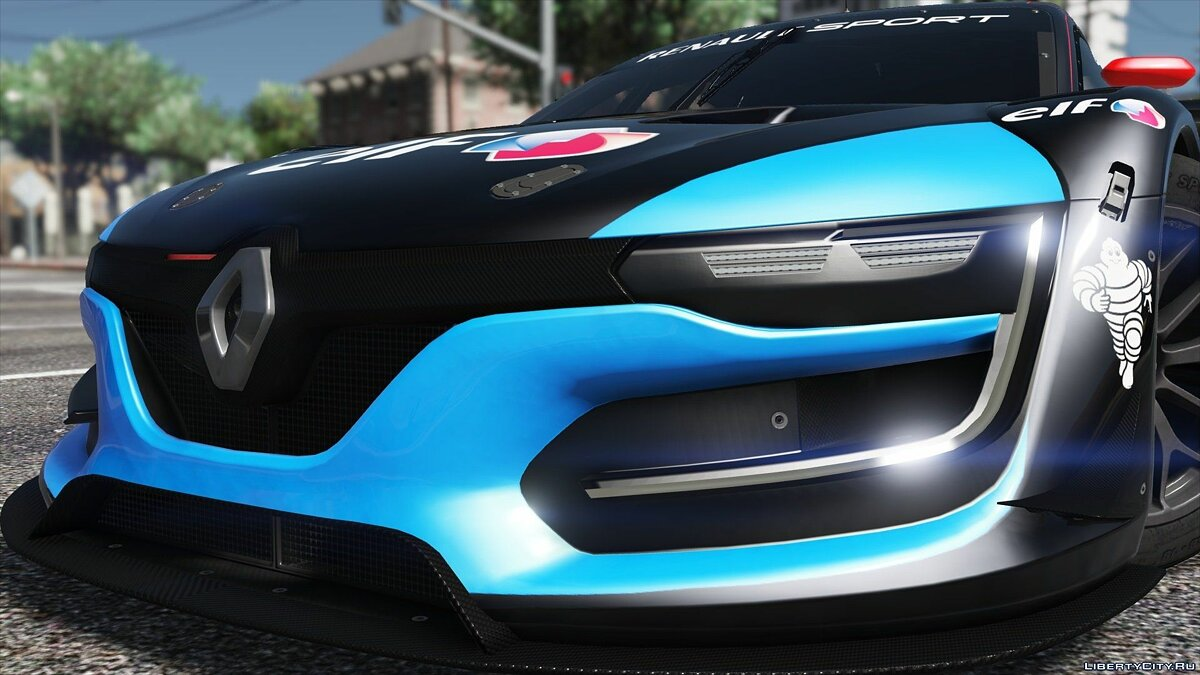 Renault Sport RS [Add-On / Replace | Multi-Livery | Template] 4.0 для GTA 5 - скриншот #2