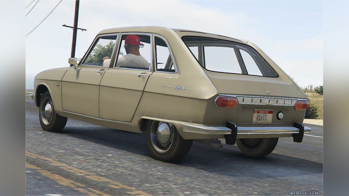 Машина Renault Renault 16 (1965-1980) [Add-On/Replace] for Ingot 1.1 для GTA 5