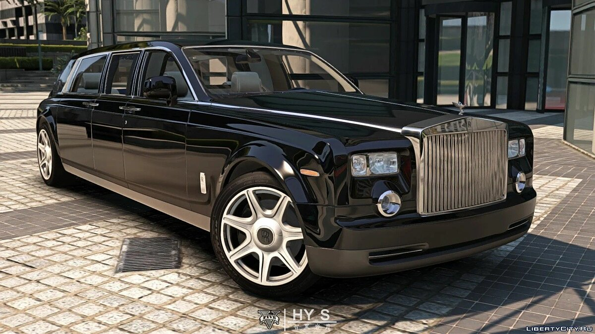 Машина Rolls-Royce Rolls-Royce Phantom Mutec 2012 [Add-On | Tuning] 1.0 для GTA 5