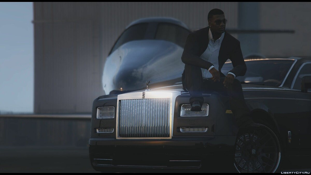 Rolls Royce Phantom 2012 для GTA 5