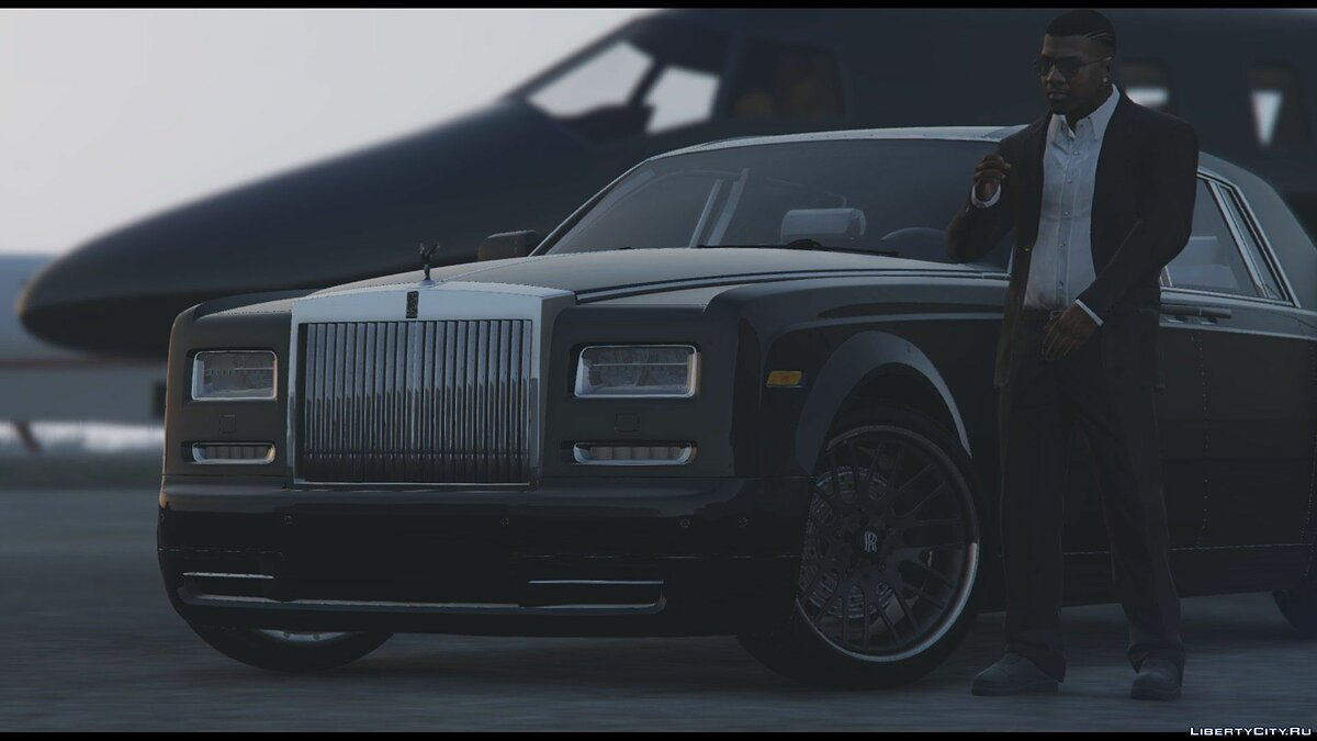 Rolls Royce Phantom 2012 для GTA 5 - скриншот #2