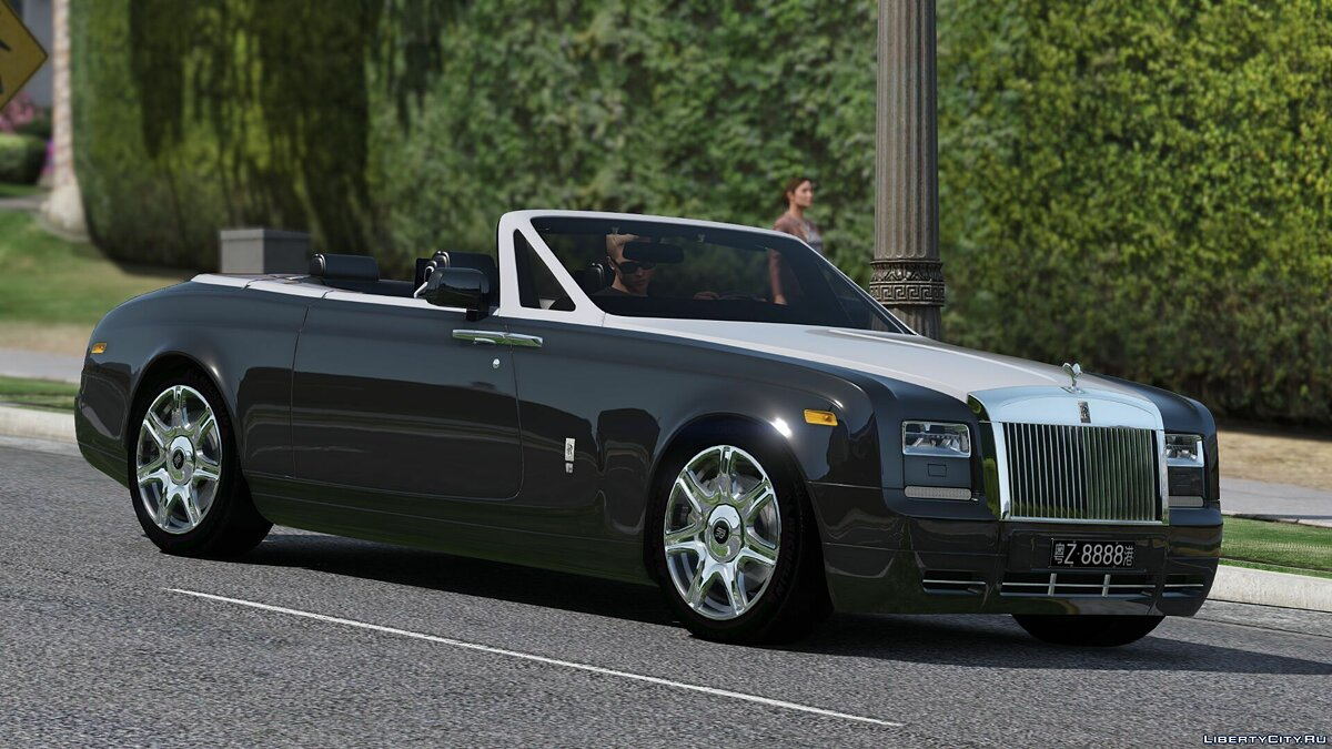 Машина Rolls-Royce 2014 Rolls Royce Phantom Coupe (add-on) 1.0 для GTA 5