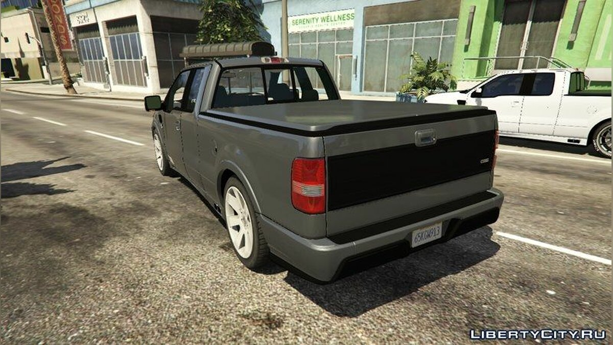 Машина Saleen 2008 Saleen S331 Supercab для GTA 5
