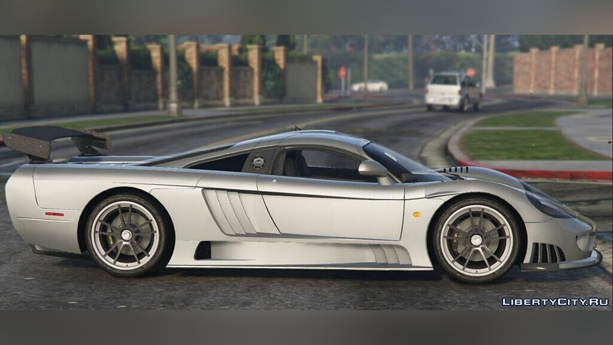 Машина Saleen 2002 Saleen S7 ADD-ON version для GTA 5