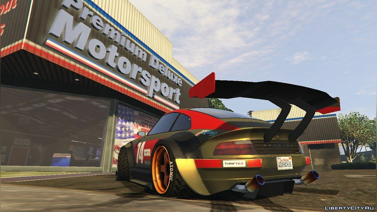 Premium Deluxe Motorsport Car Dealership 4.0 для GTA 5