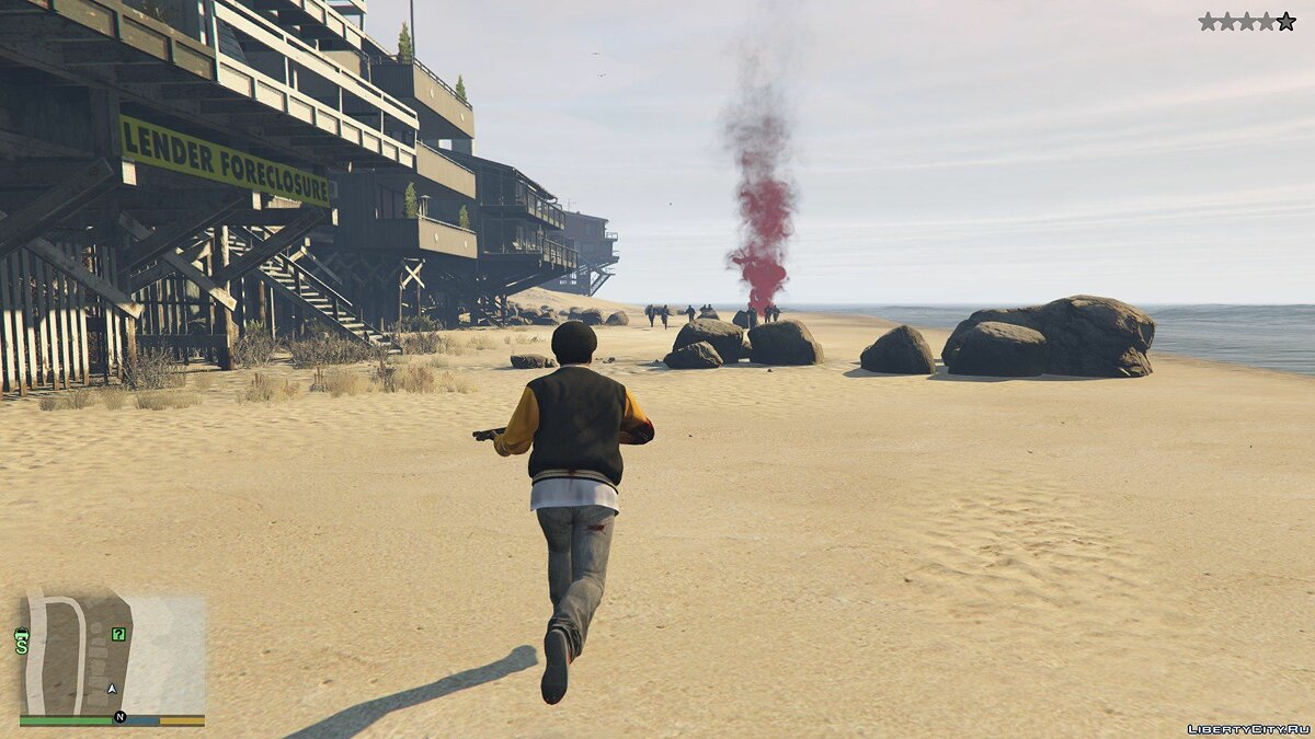 Online Random Events for Single Player v1.2 для GTA 5
