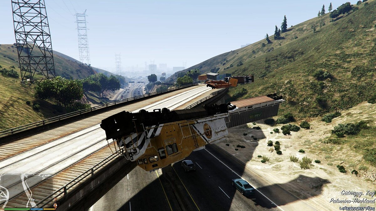 Railroad Engineer 3.2 для GTA 5 - скриншот #10