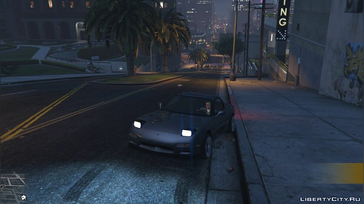 Automatic Pop-up Headlights for various add-on vehicles 3.4 для GTA 5 - скриншот #2