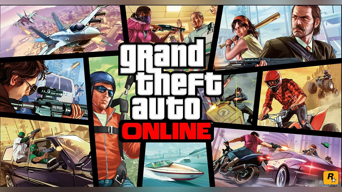 GTA 5 Online Missions for Single Player 4.8 для GTA 5