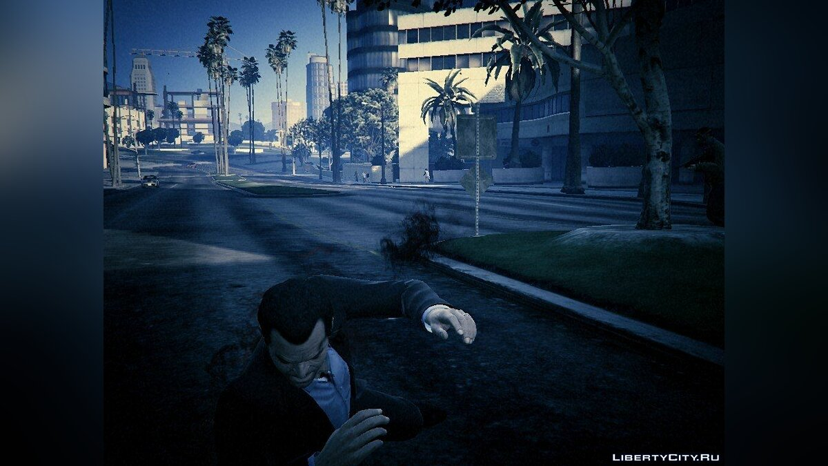 Random Attackings 0.5a для GTA 5
