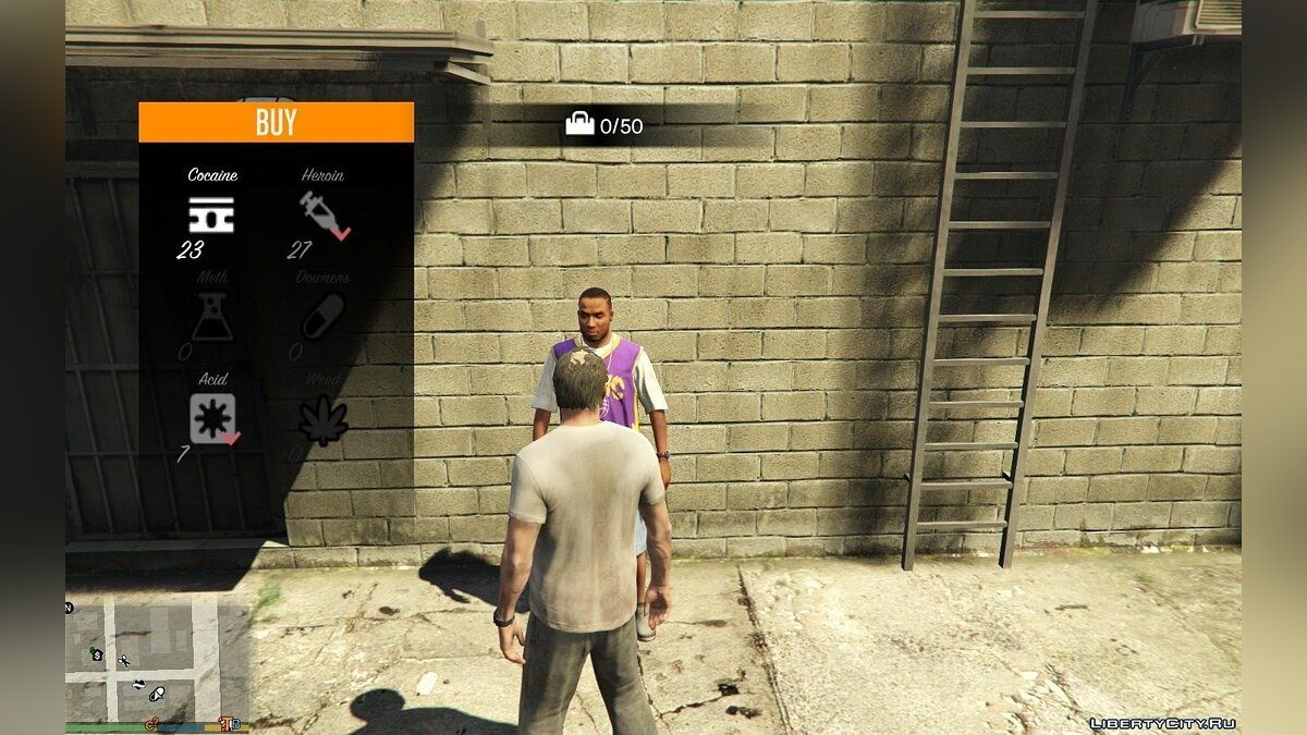 Drug Trafficking 0.2 для GTA 5