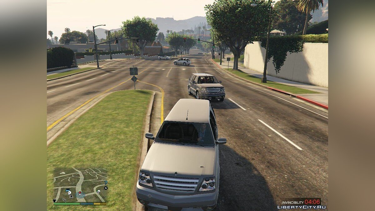 Random Attackings 0.6a для GTA 5