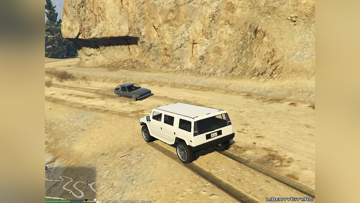Off-Road Traffic [.NET] v0.2 для GTA 5 - Картинка #3