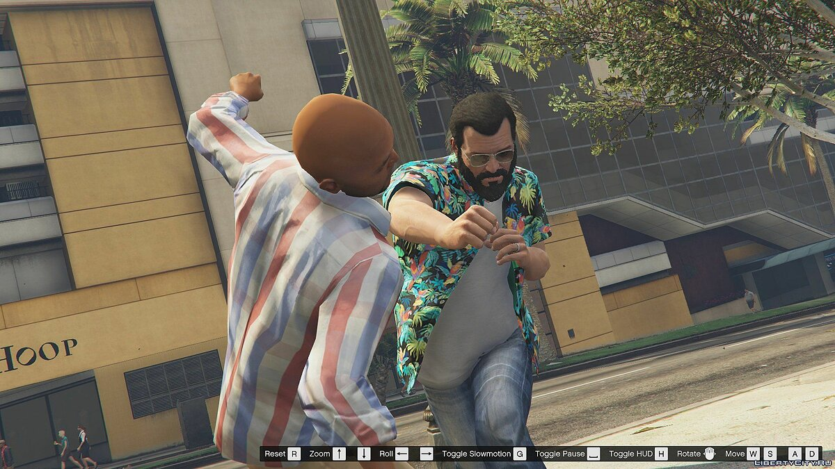 Ingame Screenshot 1.1 для GTA 5