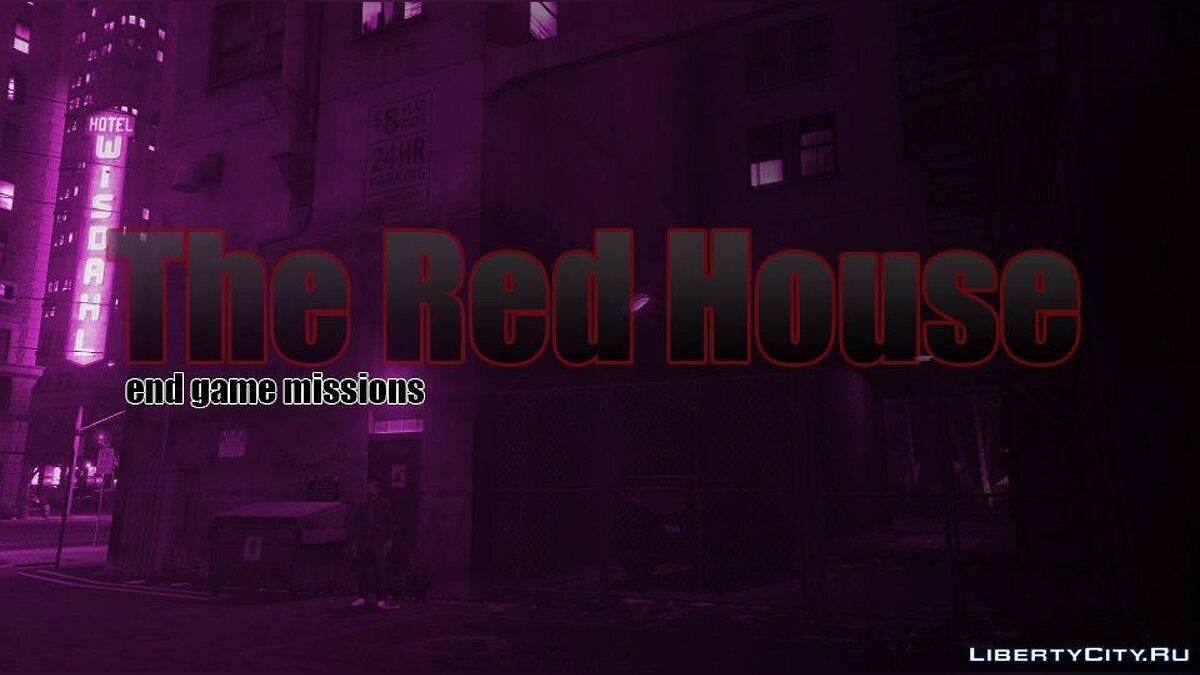 The Red House (new heists and missions) 3.3 для GTA 5