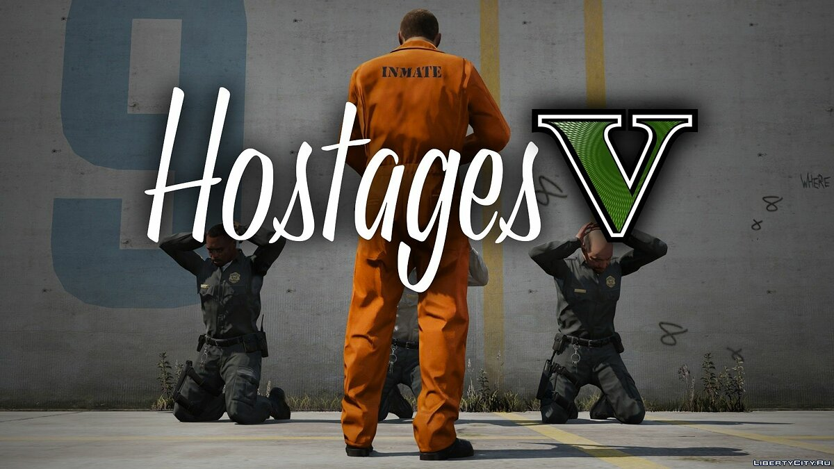 HostagesV [.NET] для GTA 5