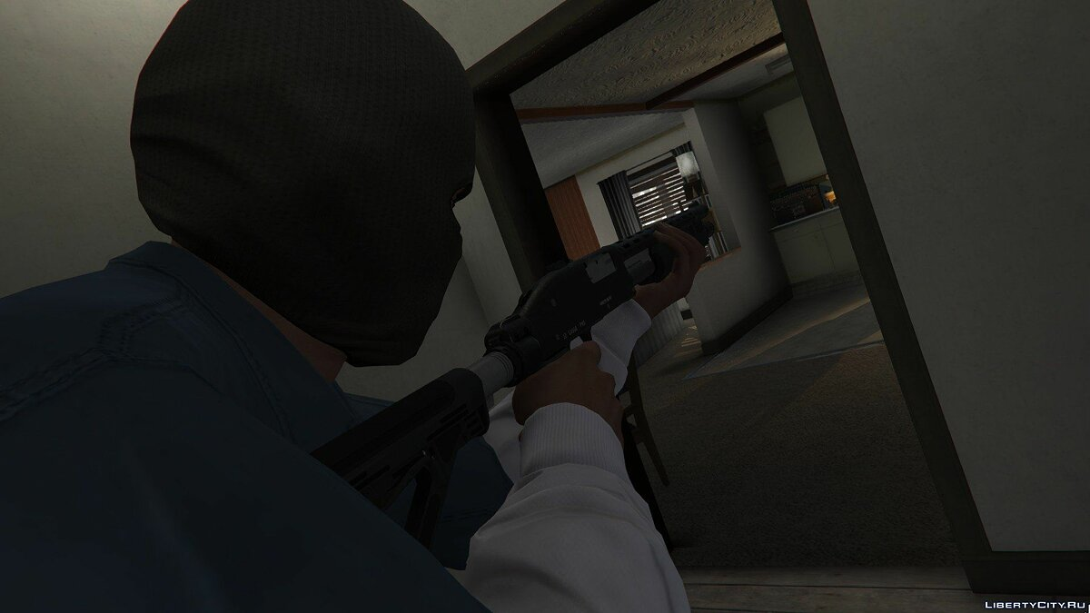 Home Invasion 1.0 для GTA 5