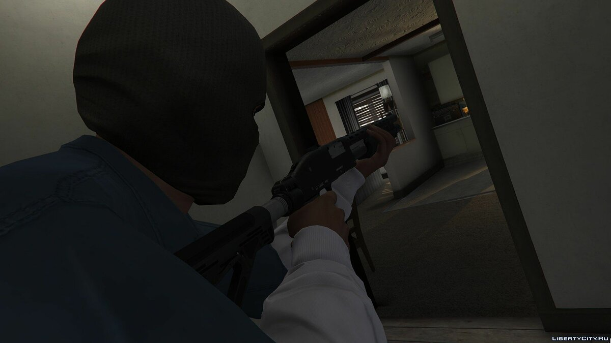 ��криптовый мод Home Invasion 1.1 для GTA 5