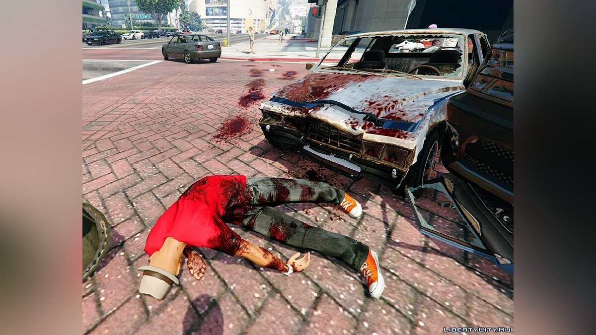 Roadkill [.NET] 1.3 для GTA 5