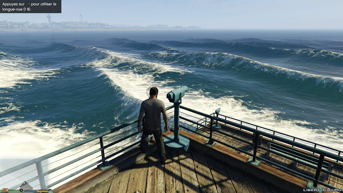 Natural bigger waves v1.0 для GTA 5 - скриншот #2