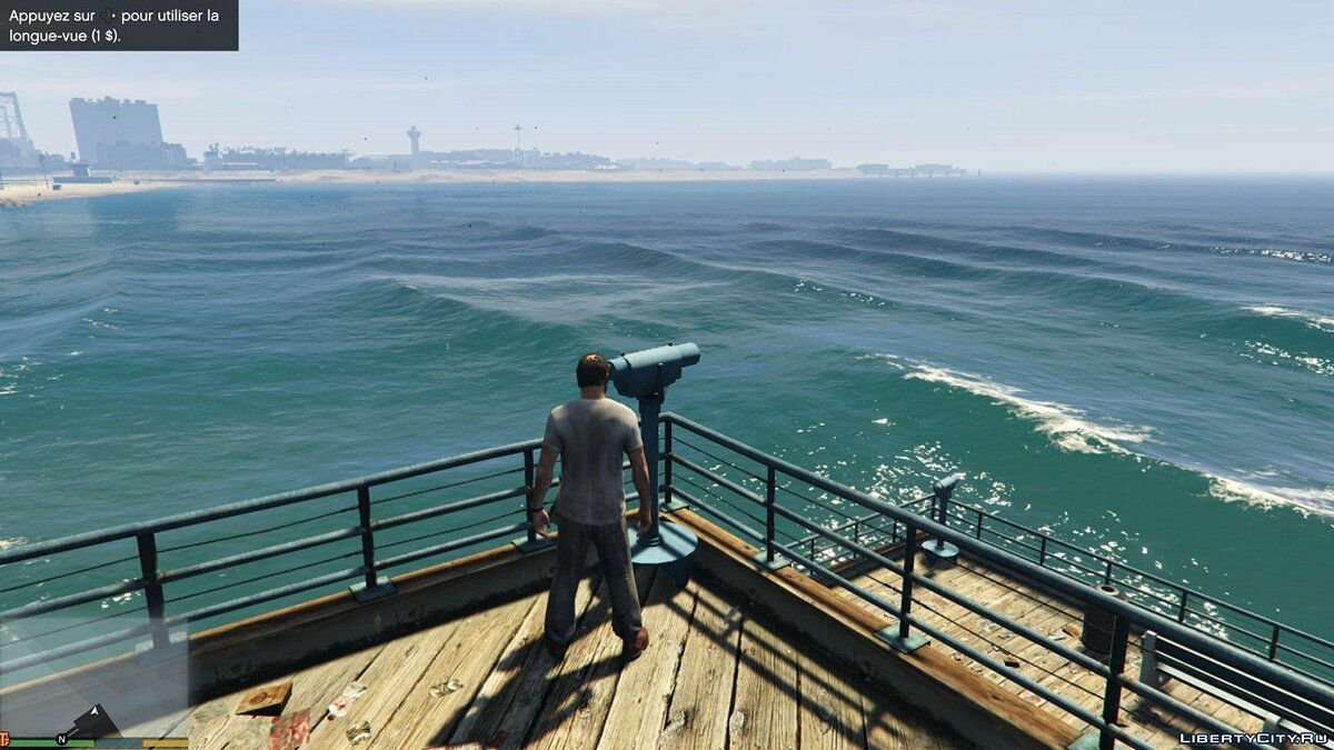 Natural bigger waves v1.0 для GTA 5 - скриншот #4