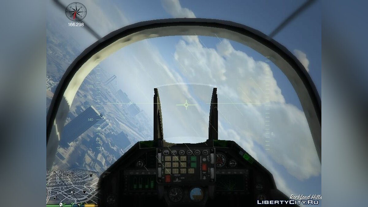 Heading Display v1.0 для GTA 5
