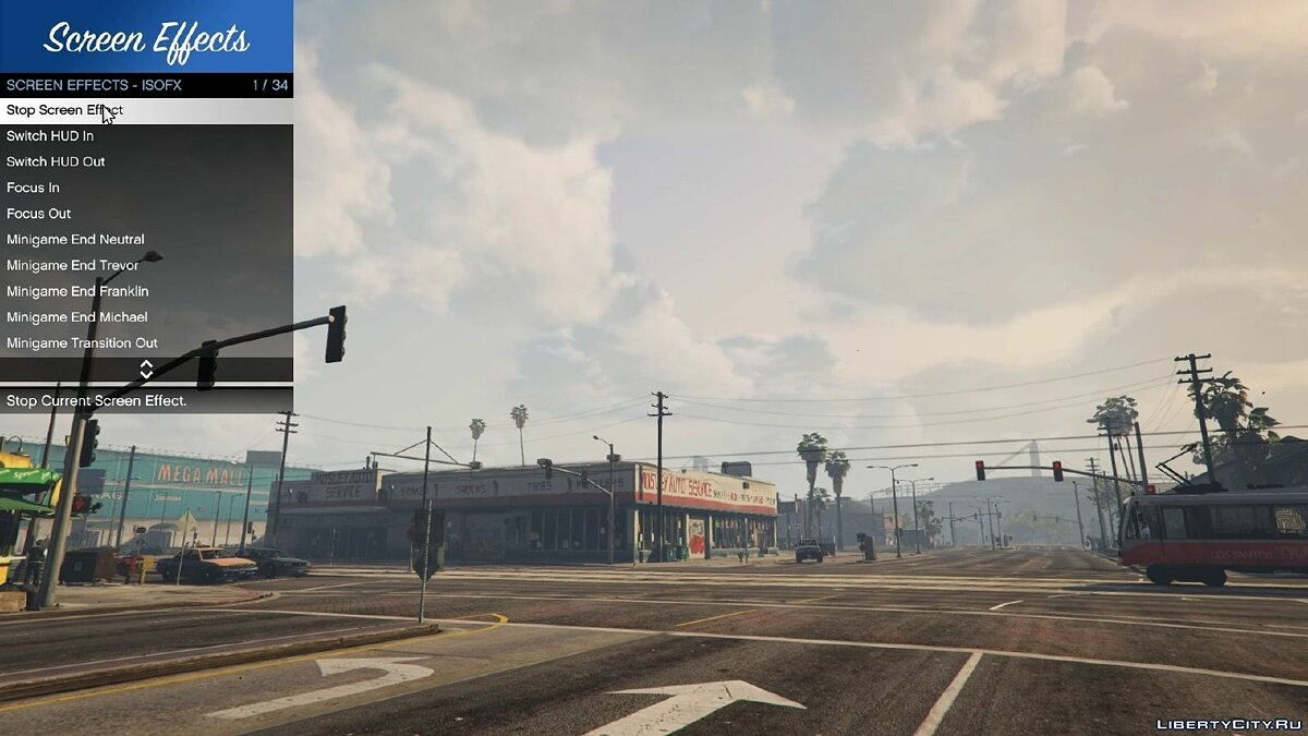 Screen Effects 0.2 для GTA 5