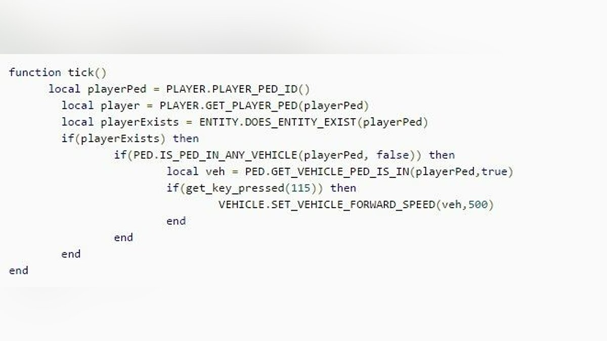 ��едактор скриптов LUA Plugin for Script Hook V 8.0 для GTA 5