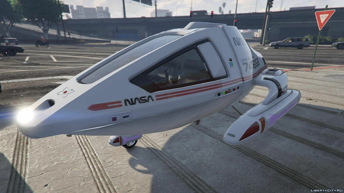 Shuttle Team [Add-On] для GTA 5