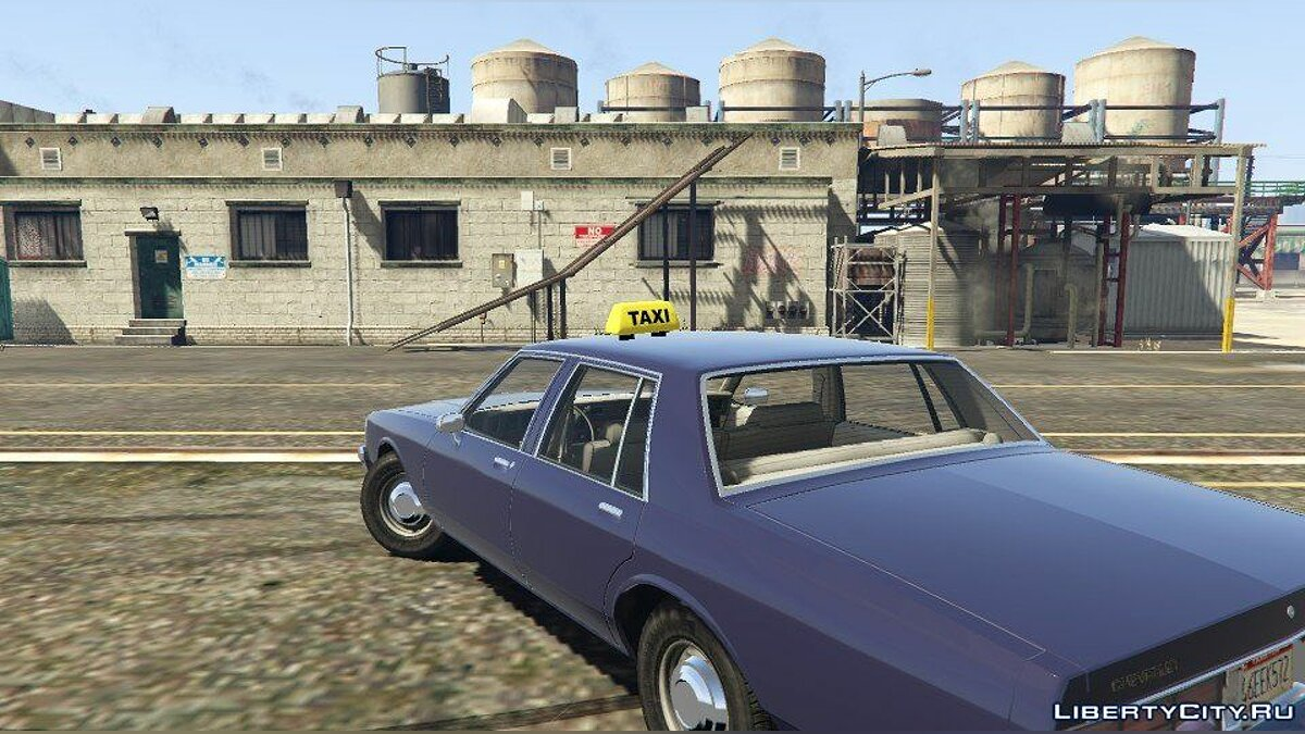 1989 Chevrolet Caprice - Taxi Version 1.0 для GTA 5