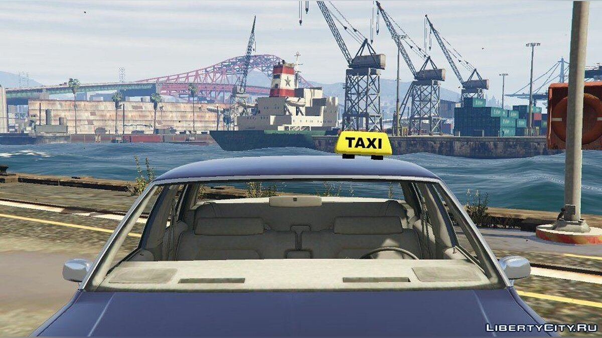 1989 Chevrolet Caprice - Taxi Version 1.0 для GTA 5 - скриншот #3