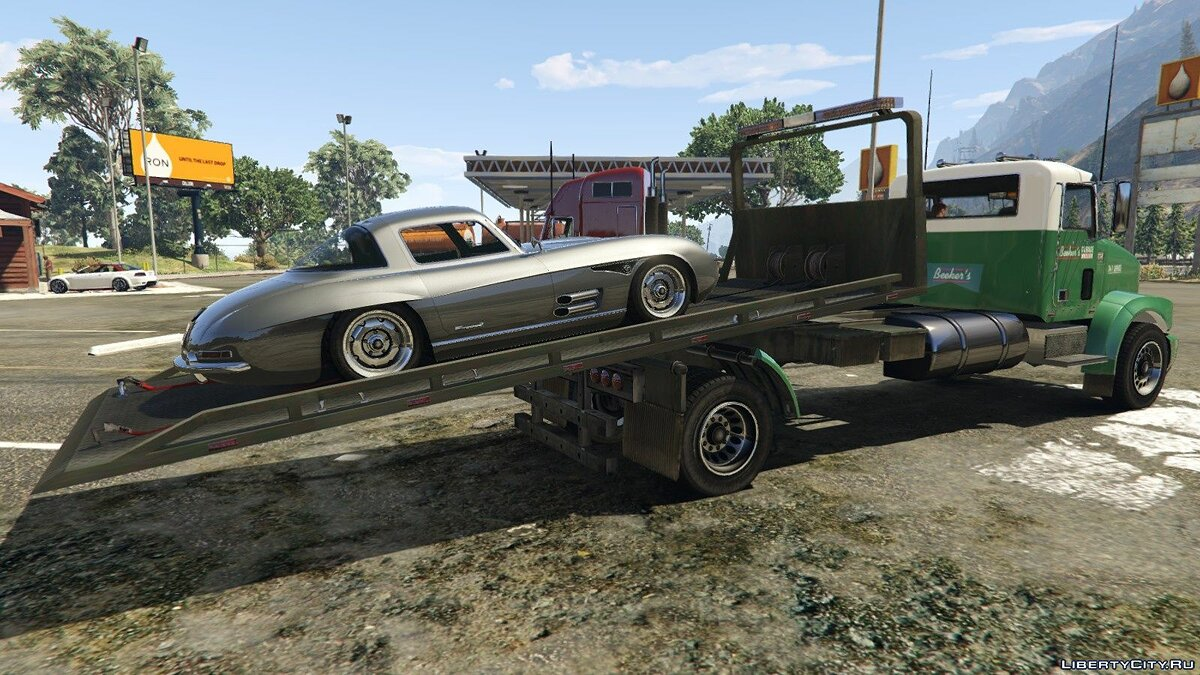 MTL Flatbed Tow Truck [Add-On/OIV | Liveries | Template] 5.0 для GTA 5 - скриншот #2